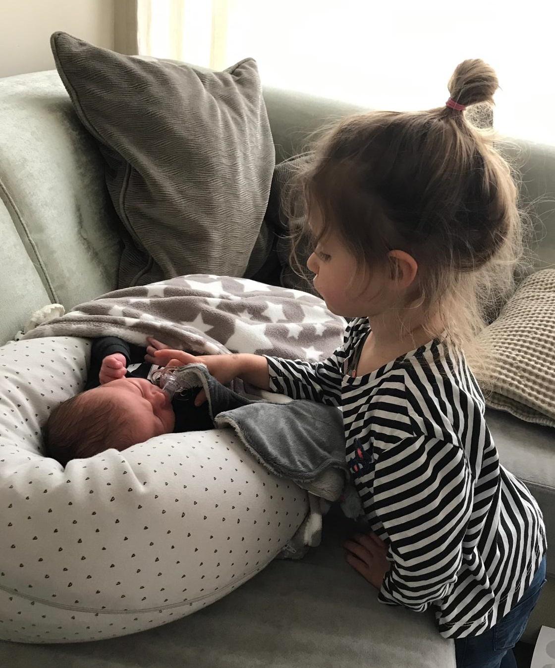 Roselinda Kraamzorg - baby foto
